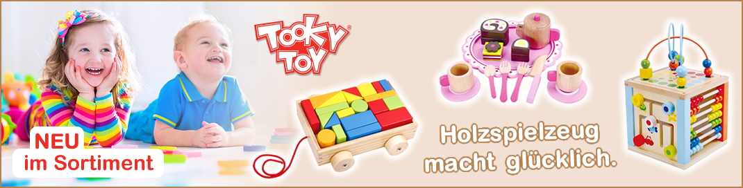 Tooky Toy Artikelliste