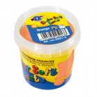 Feuchtmann Kinder Soft Knete 150g Dose, Orange