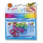 folia RubberLoops Charms LOVE