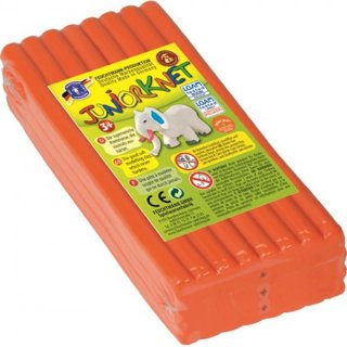 Feuchtmann JUNiORKNET 500g Block, Orange