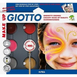 LYRA GIOTTO 6 Make Up Schminkfarben PLUS