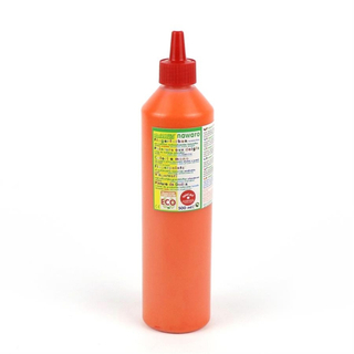 ökoNORM nawaro Fingermalfarbe 750g, Orange