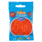 Hama 2000 Mini Bügelperlen - Orange