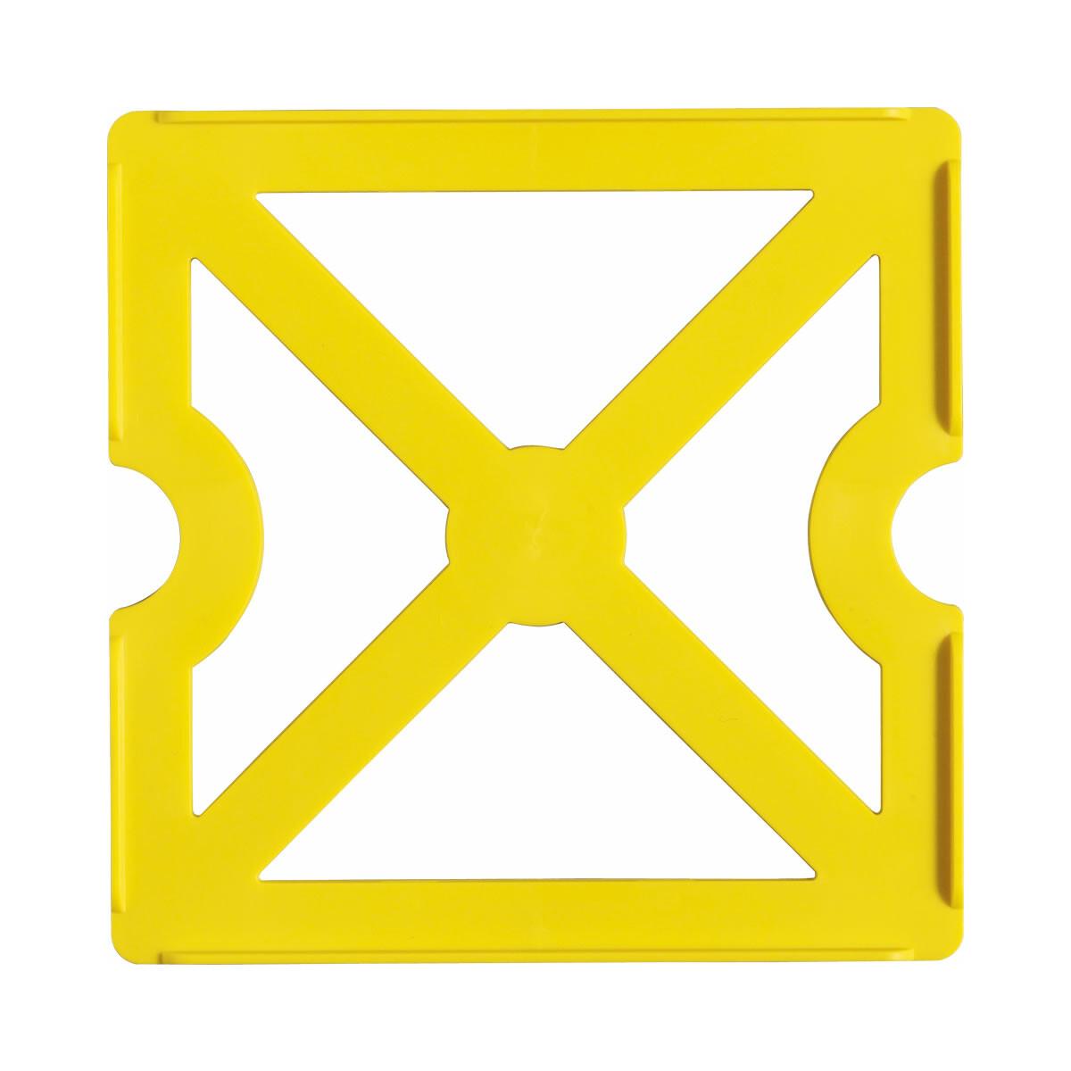 Hama Motiv-Rahmen für Maxi Stiftplatte Quadrat, 1,40 € - Ti