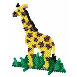 8 Steckplatten Fur Bugelperlen U A Elefant Giraffe Lowe