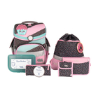 SCHOOL-MOOD Schulranzen Set Timeless AIR Ida (Muffin)