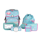 school-mood 7-tlg. Schulranzen-Set Timeless Air+ Lilly...