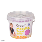 Creall Modelliersand 750g Happy Ingredients, violett